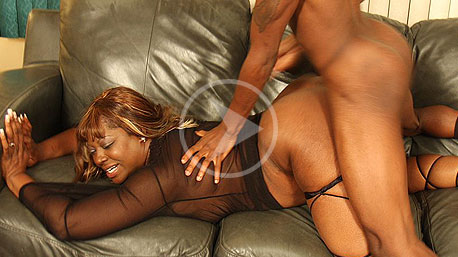 Ass Fucking Lisa Rivera at Black On Black Crime